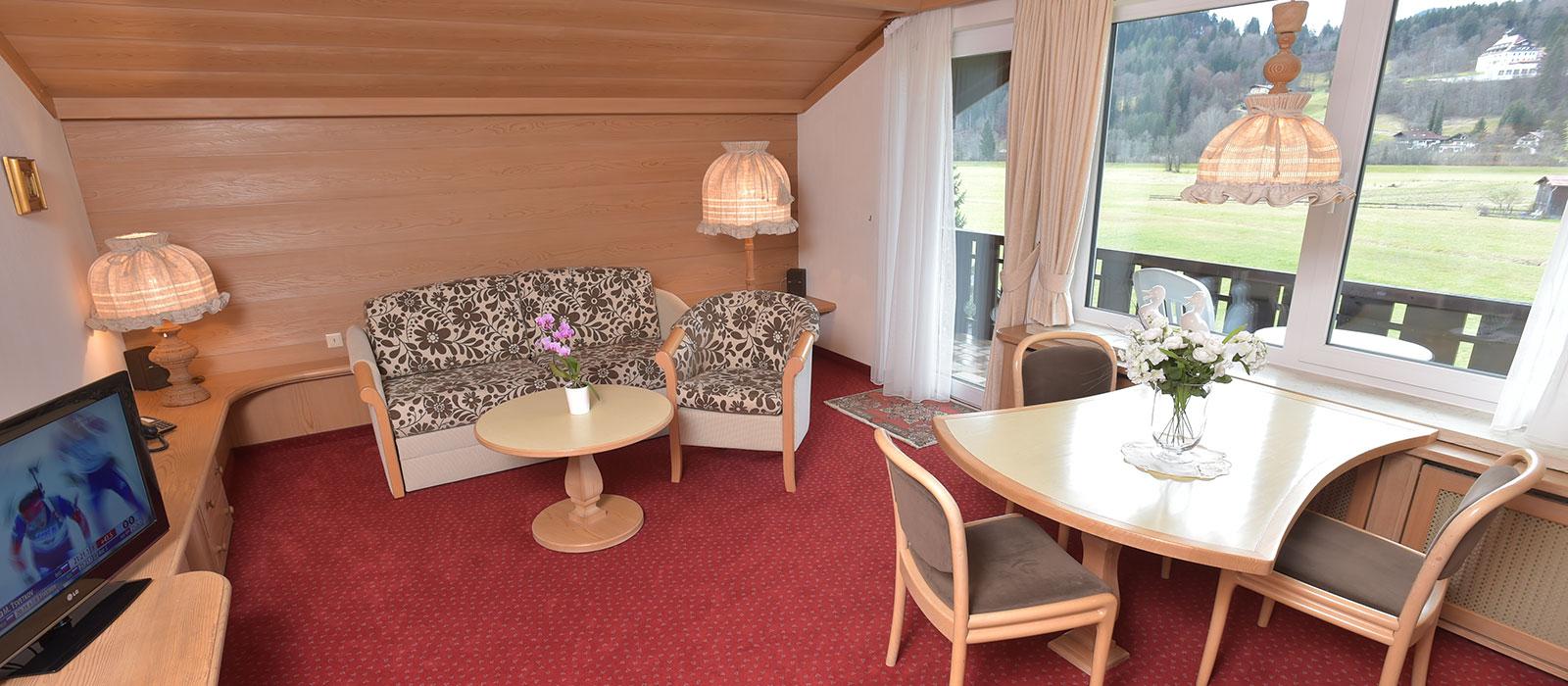 18-Raum-Appartement Deluxe – Annemarie Ferienappartements